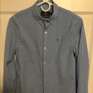 Vineyard Vines performance button down shirt L 16